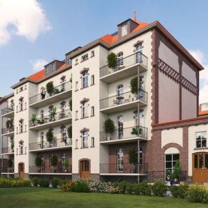 Leipzig Denkmalimmobilie